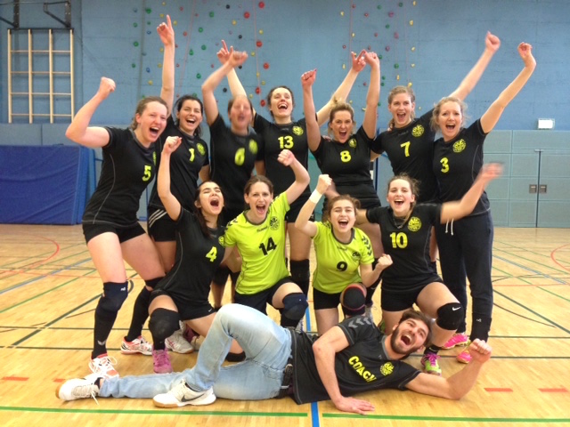 Frauen 2 | Knapper Sieg zum Saisonende | 19.03.2016