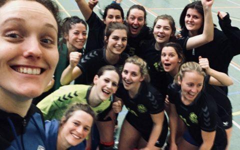 Frauen 1   OVV 1 siegt in knappem Spiel   24.02.2018